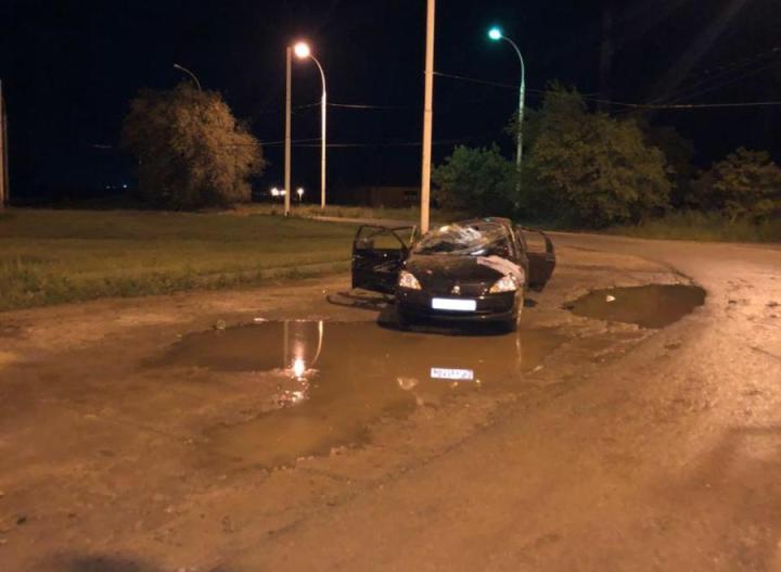 Три человека пострадали во время ДТП в Волгодонске