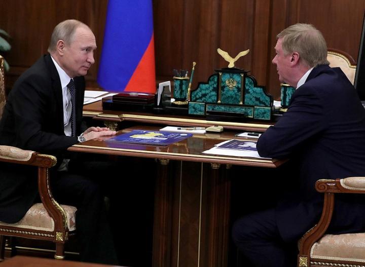 Путину доложили о газомоторном проекте в Ростовской области