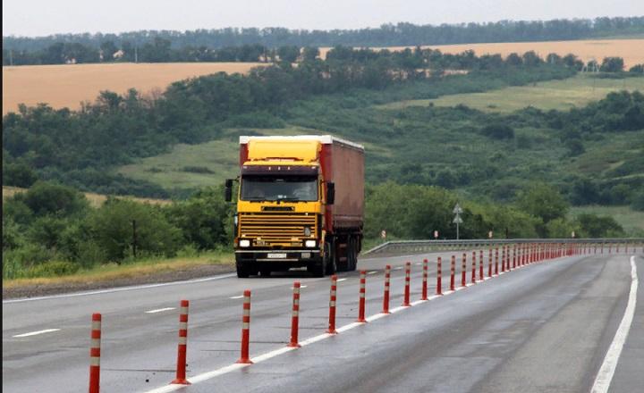 Подъезды к Ростову стали более безопасными
