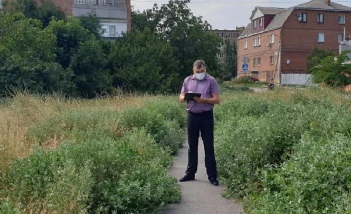 На 1,2 млн рублей оштрафовали жителей Дона за сорную траву