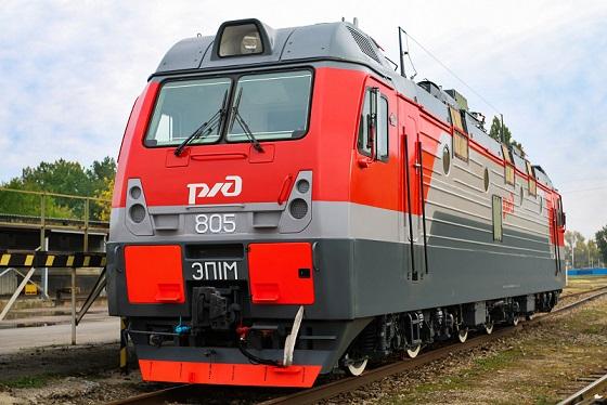 Новочеркасский завод построил первый в этом году электровоз для «РЖД»