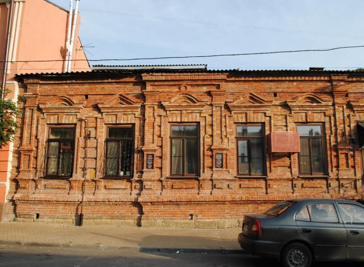 Старинный дом в Ростове отреставрировали в рамках фестиваля «Том Сойер Фест»