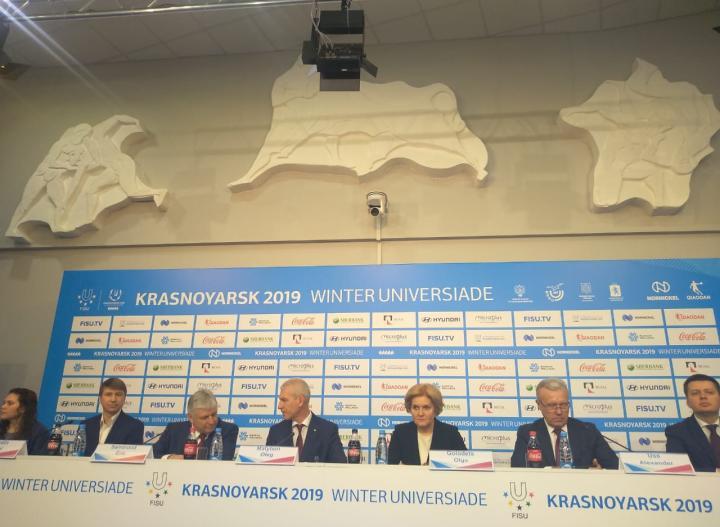 Единственное: губернатор Красноярского края рассказал о хищении во время подготовки к Универсиаде