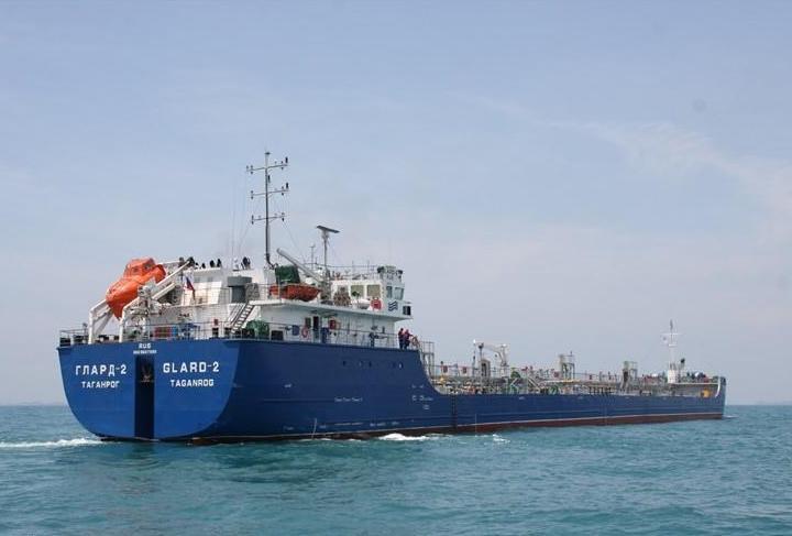 Танкер из Таганрога столкнулся в Турции с рыболовецким судном