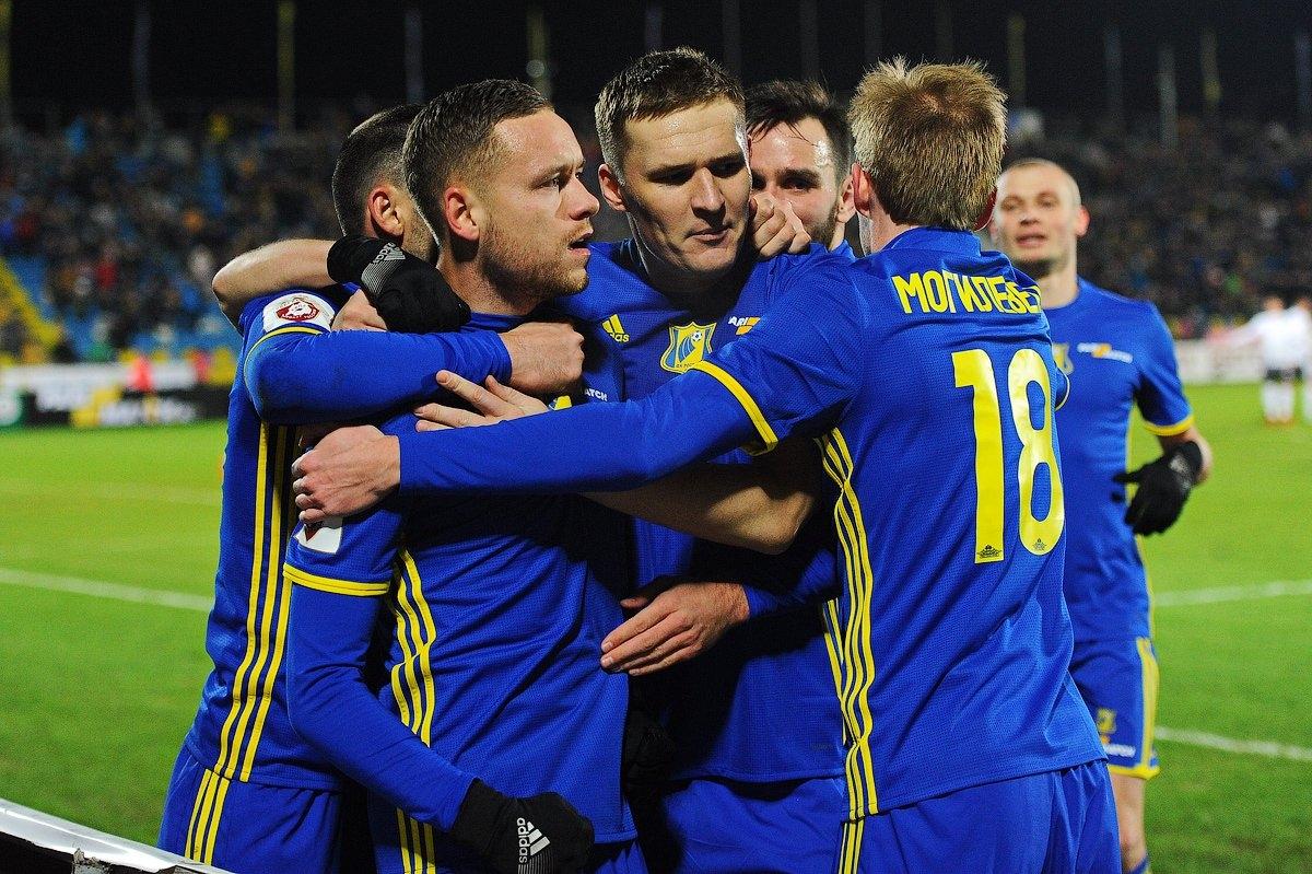 Ингасон принес «Ростову» победу впервом матче после отставки Кучука
