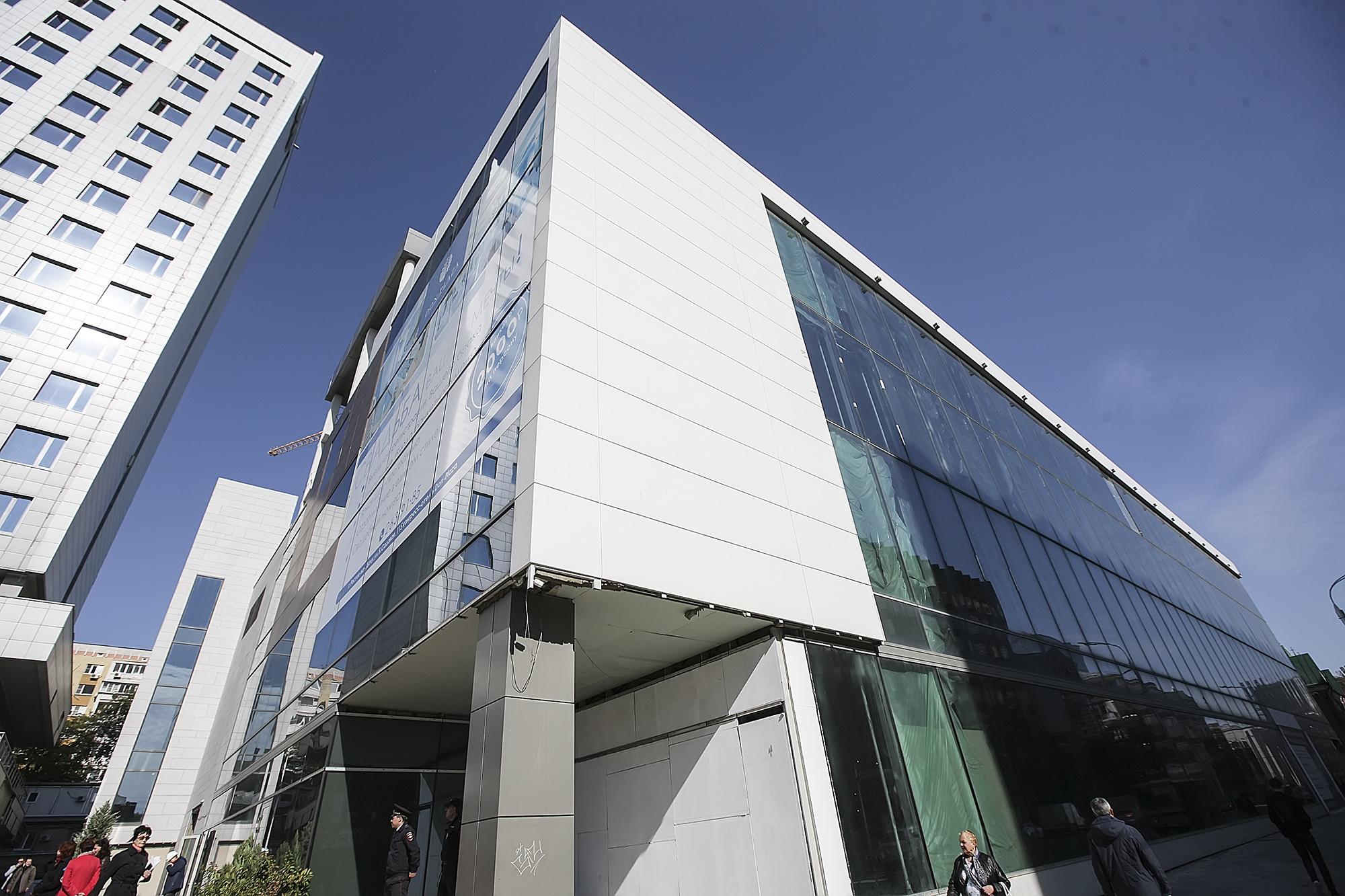Настроительство гостиницы Hyatt вРостове-на-Дону потрятят еще 1 млрд руб.