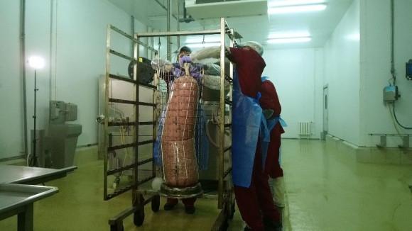 Для выставки в столицеРФ Ростовская область подготовит шестиметровую колбасу