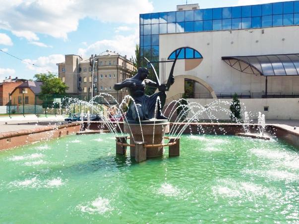 ВРостове наремонт фонтанов истратят 7,7 млн руб.