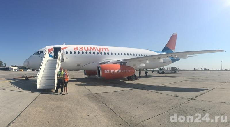 Новый русский лоукостер открывает «треугольный» рейс вМахачкалу