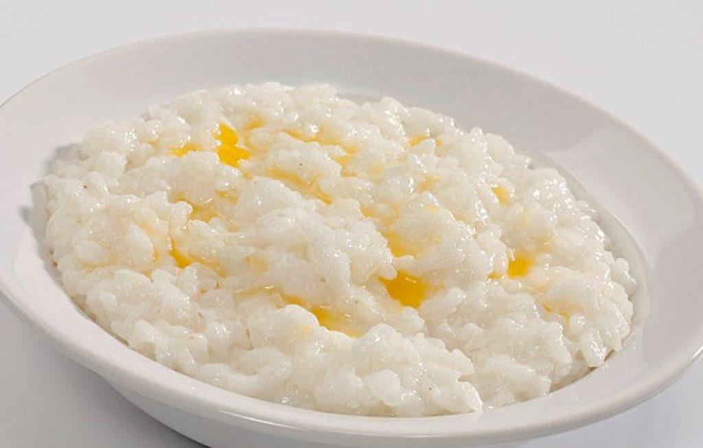 Каша рисовая на молоке рецепт с фото