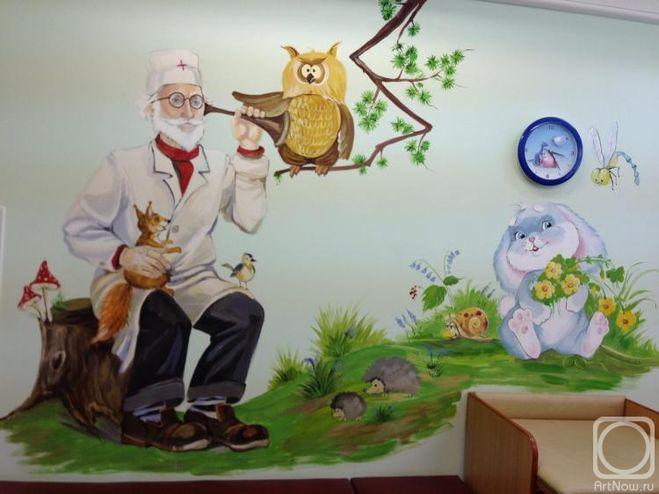 Доктор айболит картинки в детский сад