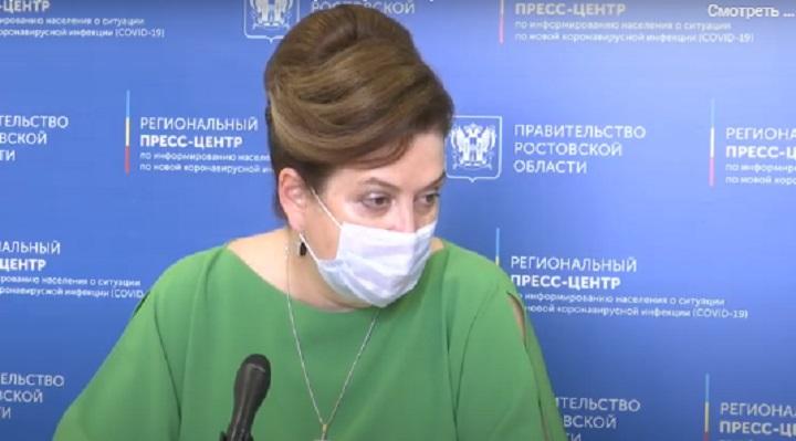ДОН24 - Глава донского минздрава отказалась комментировать опасность нового  «пекинского» коронавируса
