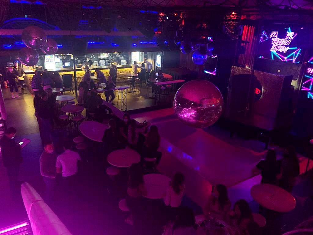 Ночной клуб в ростове парадокс титан в москве клуб
