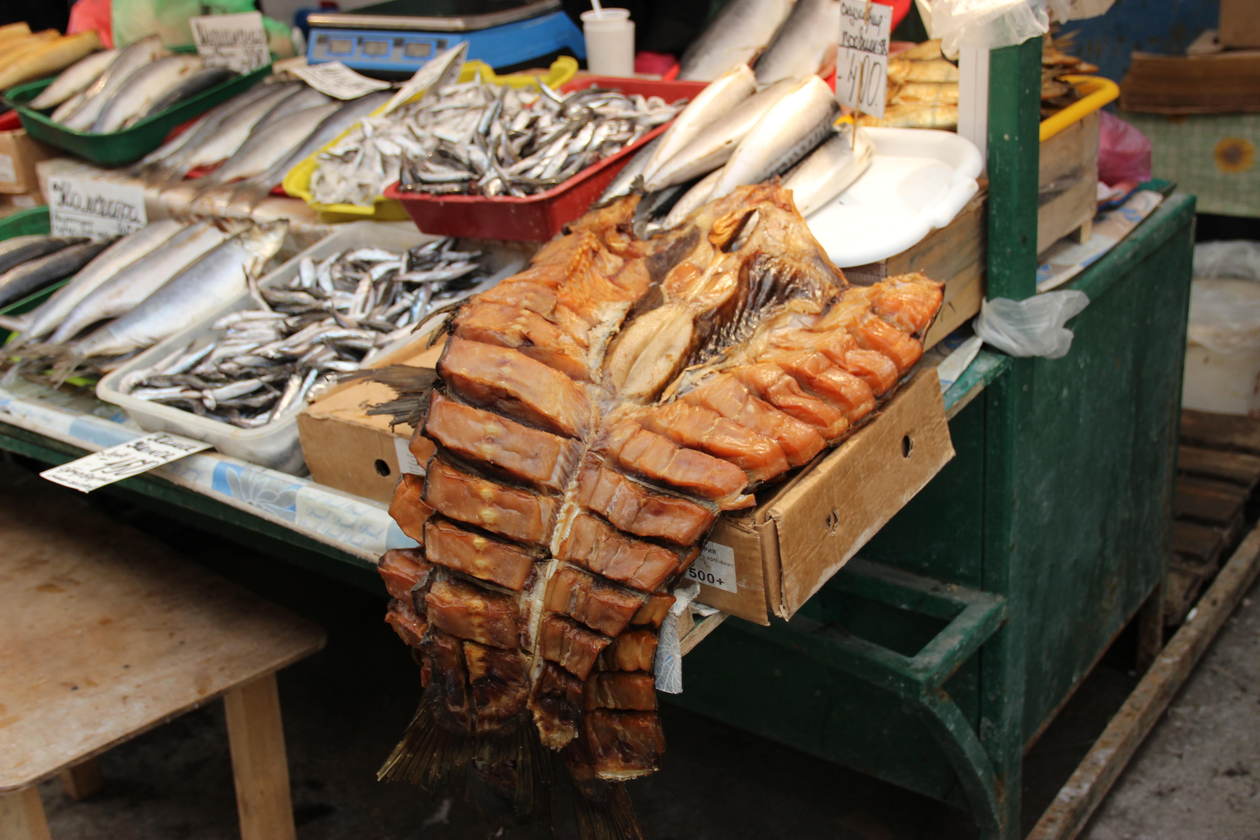Фото рыбного рынка в ростове на дону